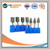 High Performance Solid Carbide Rotary Burrs