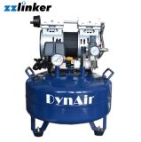 Lk-B12 Ce Approved Dynair Oilless Dental Air Compressor Price