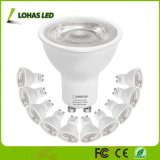 60W Halogen Bulbs Equivalent (7W LED) Warm White GU10 MR16 LED Spotlight
