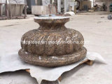 Natural Marble/Granite Stone Carving for Garden Landscape