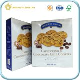 Custom Made Paper Packaging Box for Cookies