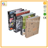 High Quality Coffee Book Printing Service (OEM-GL014)