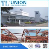 China Steel Frame Garage Manufacturer