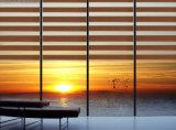 Roller Zebra Blind Window Roller Blind Blackout Indoor/Outdoor Retractable Roller Blind