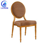 Metal Banquet Cafe Restaurant Ghost Louis Hotel Dining Chair