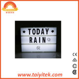 Factory Price Wholesale Free Standing Advertise LED Light Box