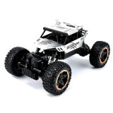 1: 18 Scale 4WD 2.4G R/C Metal Shell Rock Climbing Car Electric Remote Control Big Foot Car