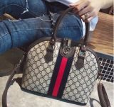 Hot Sell PU Leather Fashion Designer Lady Shell Handbags (XP3911)