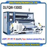 Paper and Film Slitting Machine (DLFQW-1300D)