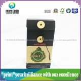 Cheap Custom Tea Packaging Box Square Paper Packing Boxes