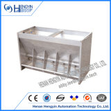 Pig Farm Single Side Stainless Steel Feeder for Sale