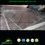 Film Faced Marine Plywood with Logo/Shuttering Film Faced Plywood