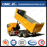 High Quality C&C 6*4 Lightweight-Box Tipper Truck