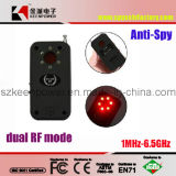 Anti-Spy RF & Laser Bug Signal Detector for Eavesdropping Device (1MHz-6.5GHz)