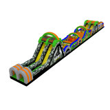 Adults Obstacle Course Inflatable Commercial Inflatable Obstacle