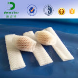 Cheap Disposable Soft Cushioning Plastic Tubular Netting for Fruit Protection and Display in Transport or Supermarket