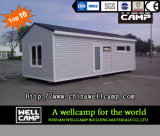 Wellcamp Factory Supply Portable Luxury Prefabricated Villa