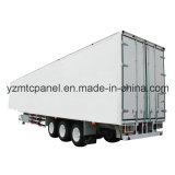 17m Overlength FRP Semi Trailer Insulated Truck Body