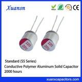 Ordinary Solid Aluminum Electrolytic Capacitor 20V220UF Graphics Card