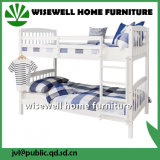 Pine Wood Bunk Bedroom Wooden Furniture (WJZ-357A)