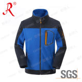 China Softshell Jacket Men Outdoor Sports High Quality Jacket (QF-4036)