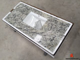 Ice Blue Granite Vanity Top for Bathroom