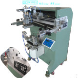 Semi Pneumatic Jars Screen Printing Machine Manufacturer (TM-300E)