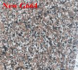 China Cheap Price Red Color Polished Granite New G664 for Lebanon and Jordan