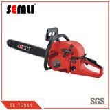 Garden Tool Anti-Vibration Gas Chain Saw