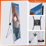 Cheap Foldable Advertising Display Print Poster Adjustable X Banner Stand