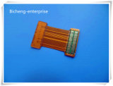 Reliable Flexible PCB Board Stiffener  Material Fr4 FPC Immersion Gold