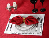 Hotel Linen Dining Table Wedding Red Cloth Napkins
