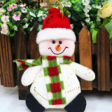 Wholesale Christmas Bells Pendants Cloth Art Toy for Decoration