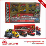 New 7PCS/Set Metal Die Cast Model Car Toy Set