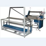 Fabric Double Folding Tube Sewing Machine