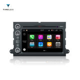Android 7.1 S190 Platform 2 DIN Car Audio Video GPS DVD Player for Ford Explorer/Fusion with WiFi (TID-Q148)