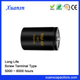 Wholesale 1800UF 450V Screw Aluminum Capacitor Long Life