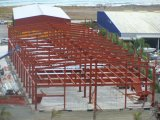 Customized Different Sizes Steel Structure Workshop