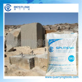 Fast Splitting and Cracking Soundless Chemical Demolition Agents