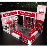 3m*6m Eye-Catching and Customized Exhibition Sand Design