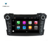 Android 7.1 S190 Platform 2 DIN Car Audio DVD Player for Hyundai I40 with/WiFi (TID-Q172)