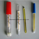 Medical Clinical Oral Glass Mercury Thermometer