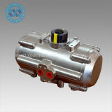 Stainless Steel Pneumatic Quarter-Turn Actuator/Rotary Actuator