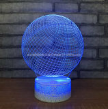 Creative Novelty 3D Visual Lamp LED Night Lights