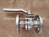 Class 150 Carbon Steel ANSI 304/316 Floating Flange Ball Valve