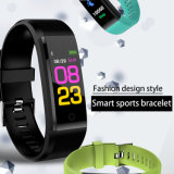 Blood Oxygen Smart Band Heart Rate Monitor Fitness Tracker Blood Pressure Watches Stop Watches