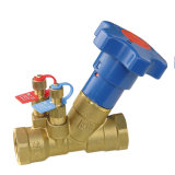 Specially Manufactured Valve Brass Static Balancing Valve