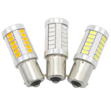 Cheap Car 33SMD 1156 LED Bulbs Amber White Red