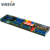 Vasia Supper Fun Large Indoor Bungee Jumping Trampoline Beds for Sale