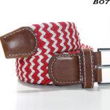B07 New Fashion Handmade Ladies Braided Belt Fashion Elastic Belt